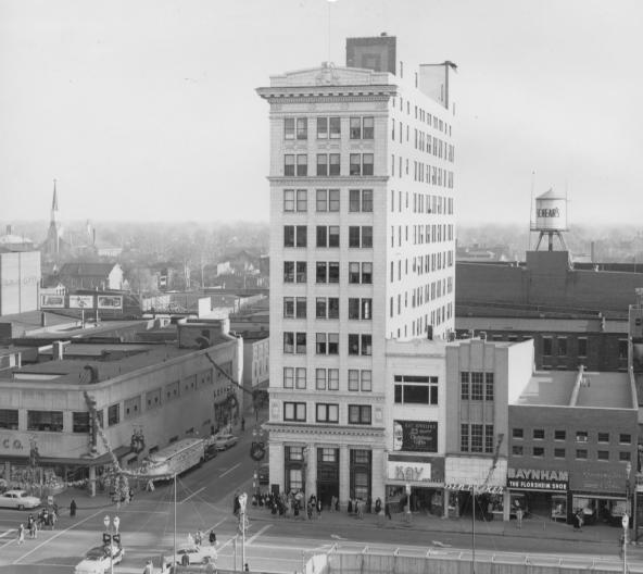 76 Best Images About Historic Downtown Storefronts On: Historic Neighborhoods In Downtown Evansville, IN