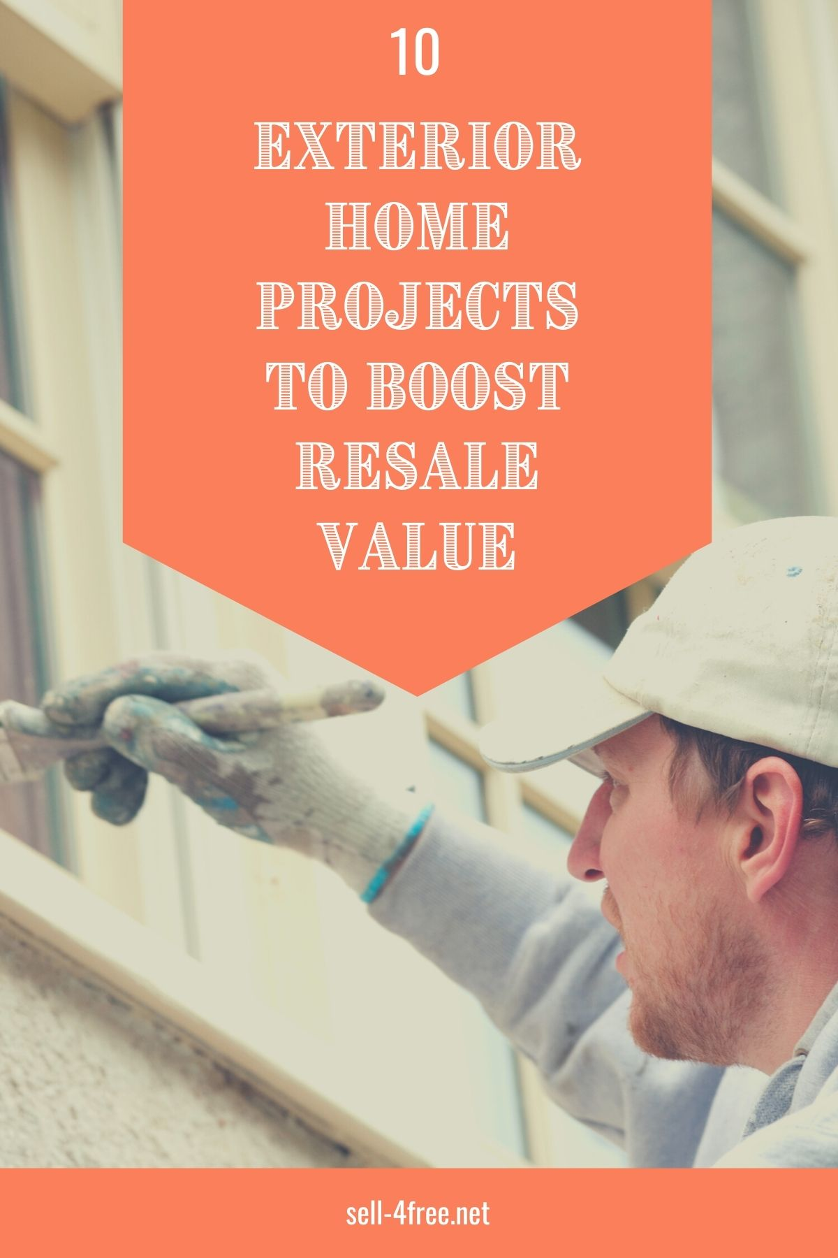 5 Exterior Home Projects to Boost Resale Value